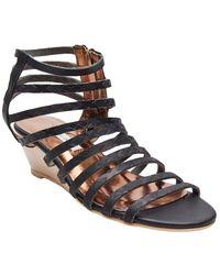 Twelfth Street Cynthia Vincent - Mini Wedge Sandal - Lyst