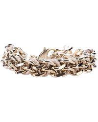Schumacher - Chain Bracelet - Lyst
