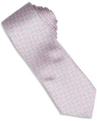 Hardy Amies - Sausage Dog Print Tie - Lyst
