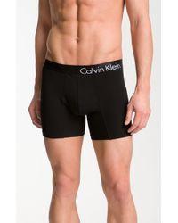 Calvin Klein Bold Cotton Boxer Brief - Lyst