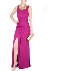 Elie Saab Backless Gown - Lyst