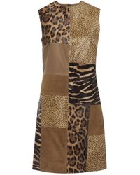 Michael Kors Impala Dress - Lyst