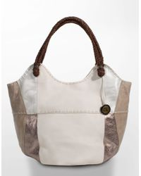 The Sak Indio Leather Tote Bag - Lyst