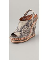 Boutique 9 - Georgetta Wedge Sandals - Lyst