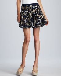 Dallin Chase - Beaded Welding Skirt - Lyst