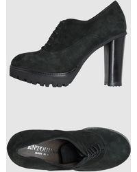 Entourage Lace-Up Shoes - Lyst