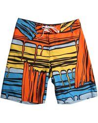 Santa Cruz - Strokes Boardshorts - Lyst