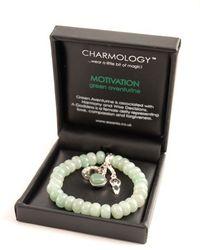 Charmology - Charmology Motivation Bead Bracelet - Lyst