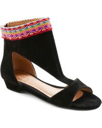ModCloth Clad in Cool Sandal - Lyst