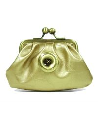 Ollie & Nic - Bella Small Clip Purse  - Lyst