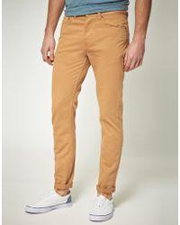 Asos Slim Fit Jeans - Lyst