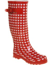Office Nutty Knee Welly - Lyst