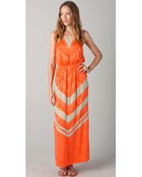 Addison - Strapless Maxi Dress - Lyst
