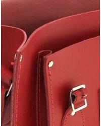 Cambridge Satchel Company - The Cambridge Satchel Company Leather Satchel 15 - Lyst