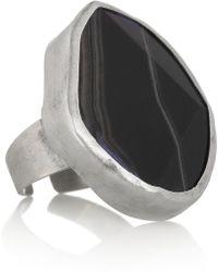 Chan Luu - Silver Agate Ring - Lyst