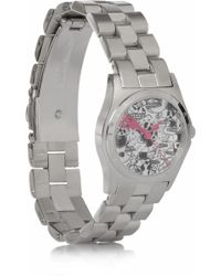 Marc By Marc Jacobs 10th Anniversary Interchangeable Stainless Steel Watch - Lyst
