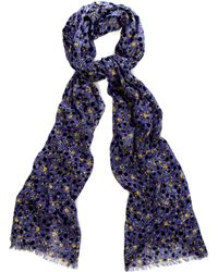 NW3 by Hobbs - Ditsy Floral Scarf - Lyst