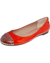 Vince Camuto Oneda Flats - Lyst
