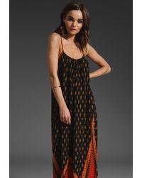 MINKPINK Scorpio Rising Maxi Dress - Lyst