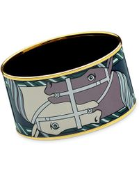 Hermès Quadrige Bracelet silver - Lyst