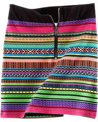 H&M Skirt multicolor - Lyst