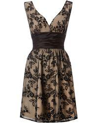 Sodamix Lucy Lace Party Dress black - Lyst