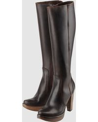 Dondup Highheeled Boots - Lyst