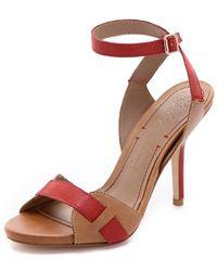 Elizabeth And James Tara High Heel Sandals - Lyst
