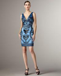 Mandalay - Beaded Pattern Dress - Lyst