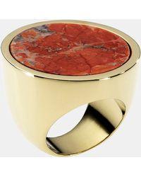 MICHAEL Michael Kors Michael Kors Large Slice Ring - Lyst