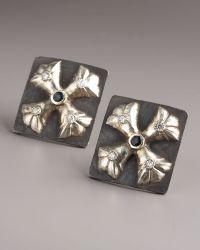 Armenta - Maltese Cross Cuff Links - Lyst