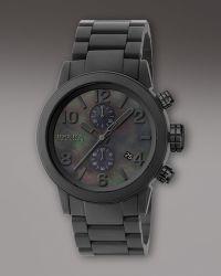 Brera Orologi - Black Ceramic Round Watch - Lyst