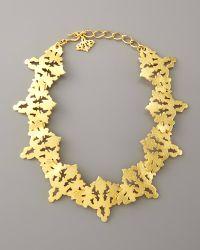 Sachin & Babi - Rorschach Collar Necklace - Lyst