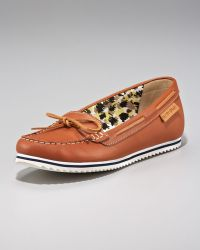 See By Chloé Boat Shoe - Lyst