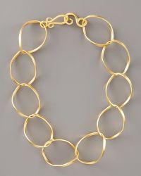 Stephanie Anne Chancellor Chain Necklace, 18l - Lyst