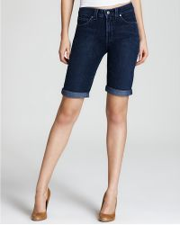 Ash - Miraclebody By Miraclesuit Frankie Rolled Cuff Shorts in Sausalito Wash - Lyst