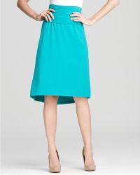 Splendid Skirt Midi - Lyst