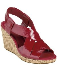 Cole Haan Air Dinah 85 Wedge Sandals - Lyst