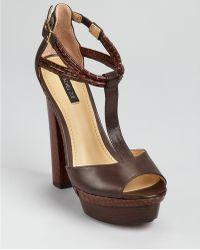 Rachel Zoe Sandals Parton High Heel - Lyst