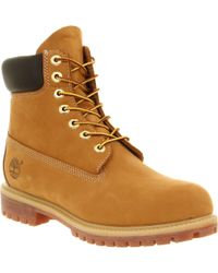 Timberland 6 In Buck Boot - Lyst