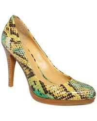 Nine West Rocha Pumps - Lyst