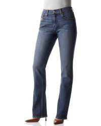 Levi's Jeans 505 Straight Leg Studio Blue Wash - Lyst