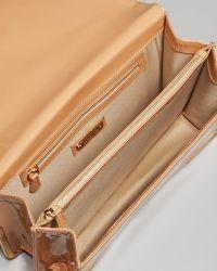Rachel Zoe Charlotte Patent Leather Envelope Clutch - Lyst