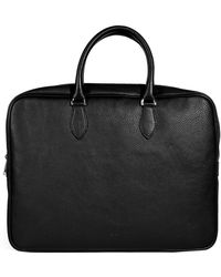 Mulberry Black Tony Briefcase black - Lyst