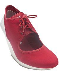 Adidas SLVR - Mary Jane Wedge - Lyst