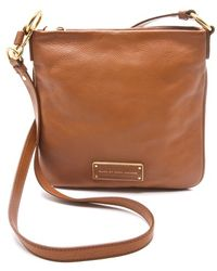 Marc By Marc Jacobs Too Hot To Handle Sia Bag brown - Lyst