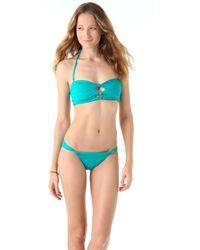 Seventh Wonderland - Amadora Knot Bikini - Lyst