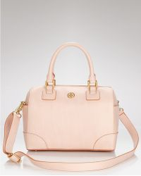 Tory Burch Satchel Robinson Mini - Lyst