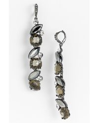 Givenchy Mojave Linear Earrings - Lyst