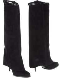 Givenchy Highheeled Boots - Lyst